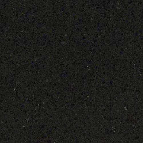 Столешница Г-образная Кварц CaesarStone 6100_black_noir_1_0 Black Noir
