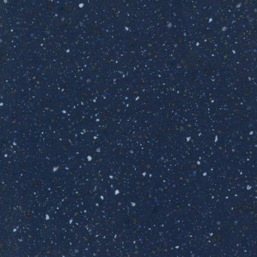 Столешница Г-образная Акрил HANEX D-021-bluewave