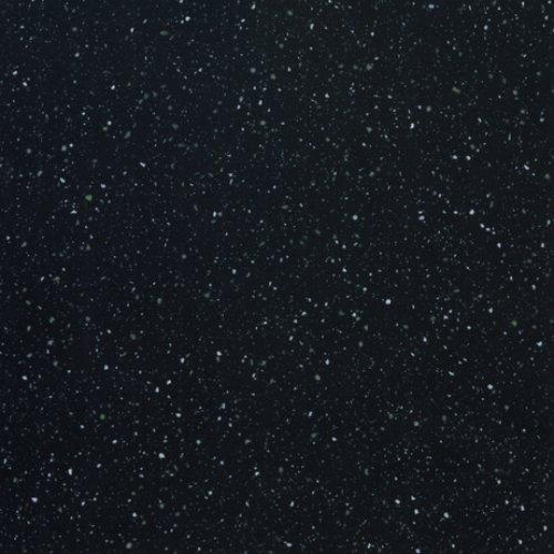 Столешница Г-образная Акрил HANEX D-028 BLACKBEAT