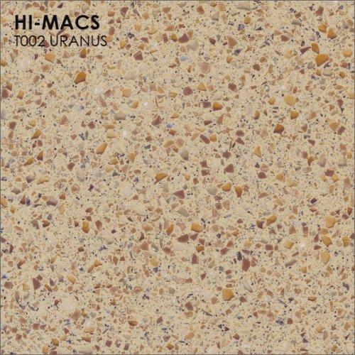 Столешница Г-образная Акрил LG HI-MACS lg-hi-macs-galaxy-t002-uranus
