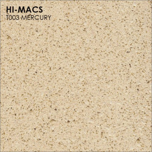 Столешница Г-образная Акрил LG HI-MACS lg-hi-macs-galaxy-t003-mercury