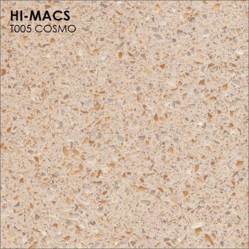 Столешница Г-образная Акрил LG HI-MACS lg-hi-macs-galaxy-t005-cosmo