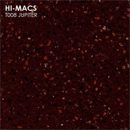 Столешница Г-образная Акрил LG HI-MACS lg-hi-macs-galaxy-t008-jupiter