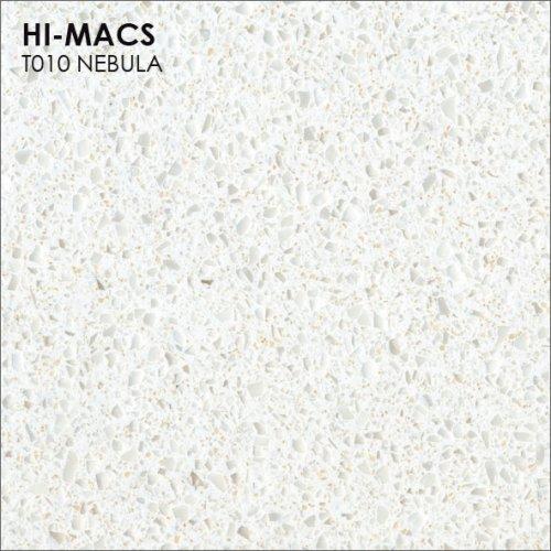 Столешница Г-образная Акрил LG HI-MACS lg-hi-macs-galaxy-t010-nebula