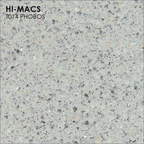 Столешница Г-образная Акрил LG HI-MACS lg-hi-macs-galaxy-t014-phobos