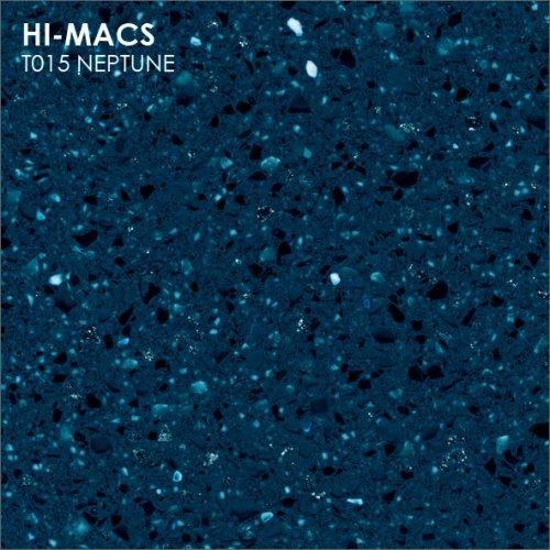 Столешница Г-образная Акрил LG HI-MACS lg-hi-macs-galaxy-t015-neptune