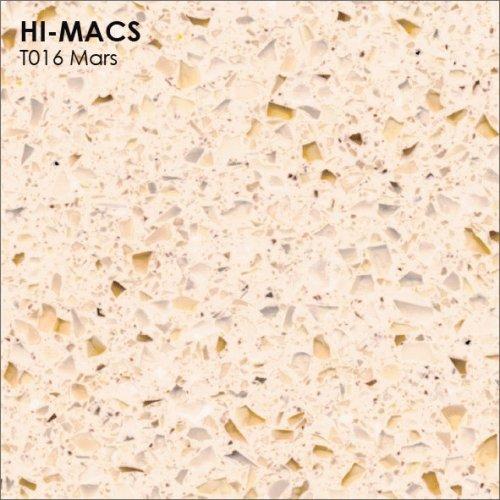 Столешница Г-образная Акрил LG HI-MACS lg-hi-macs-galaxy-t016-mars
