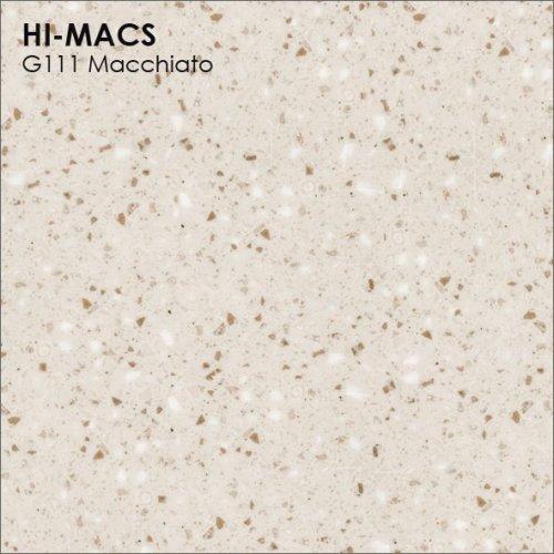 Столешница Г-образная Акрил LG HI-MACS lg-hi-macs-granite-g111-macchiato