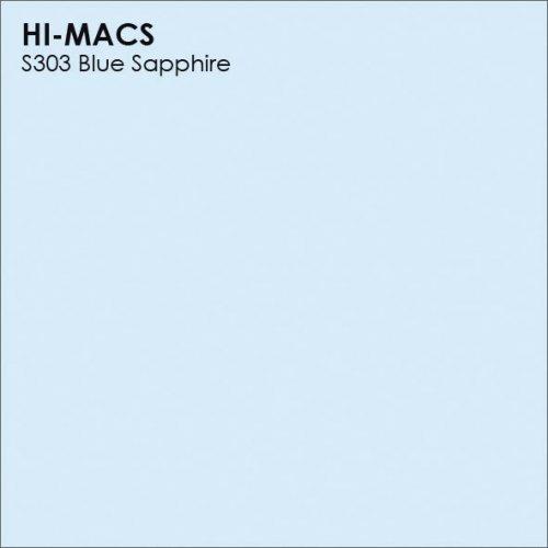 Столешница Г-образная Акрил LG HI-MACS lg-hi-macs-lucent-s303-blue-sapphire