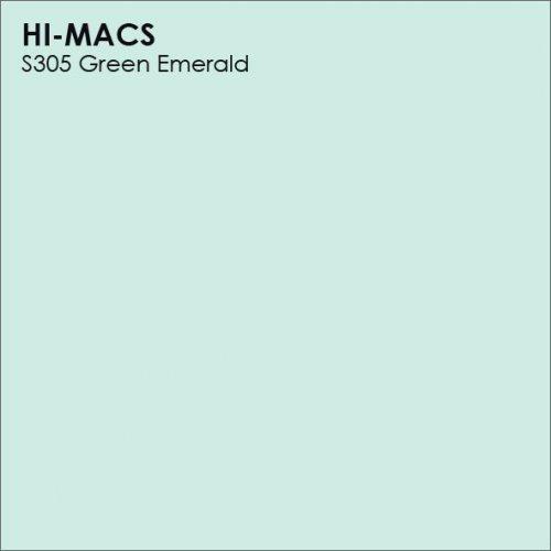 Столешница Г-образная Акрил LG HI-MACS lg-hi-macs-lucent-s305-green-emerald