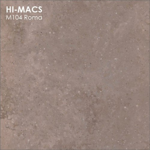 Столешница Г-образная Акрил LG HI-MACS lg-hi-macs-marmo-m104-roma