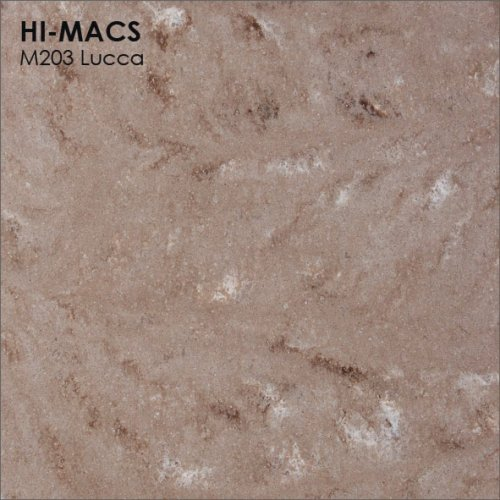 Столешница Г-образная Акрил LG HI-MACS lg-hi-macs-marmo-m203-lucca