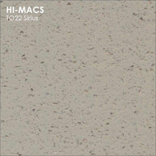 Столешница Г-образная Акрил LG HI-MACS lg-hi-macs-new-t022-sirius