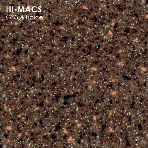 Столешница Г-образная Акрил LG HI-MACS lg-hi-macs-quartz-g063-allspice