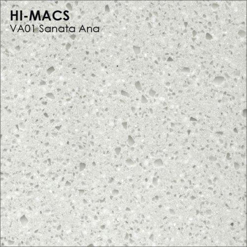 Столешница Г-образная Акрил LG HI-MACS lg-hi-macs-volcanics-va01-sanata-ana