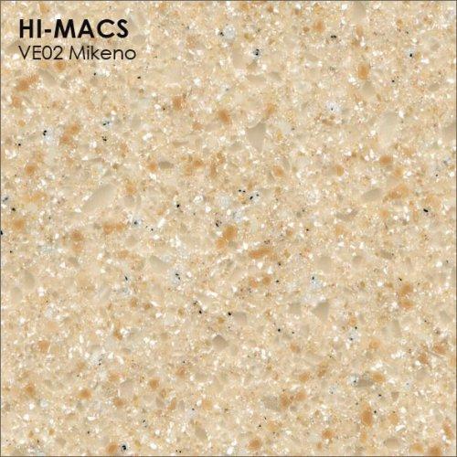 Столешница Г-образная Акрил LG HI-MACS lg-hi-macs-volcanics-ve02-mikeno