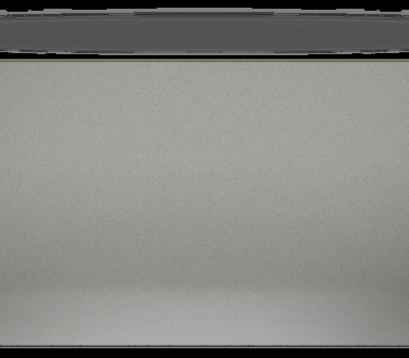 Столешница Г-образная Кварц SILESTONE Aluminio Nube Normal глянец