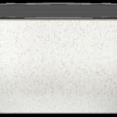 Столешница Г-образная Кварц SILESTONE  Blanco Orion Normal глянец