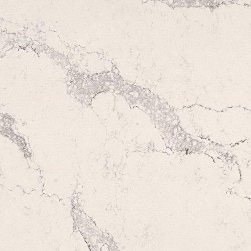 Столешница г-образная кварц Caesarstone 5031 - Statuario Maximus