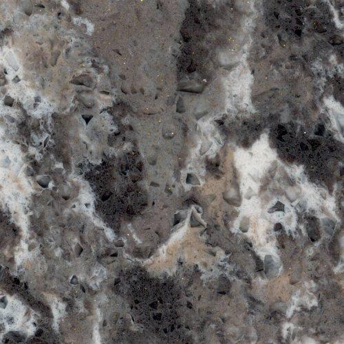 Столешница г-образная кварц Restone CK 2937