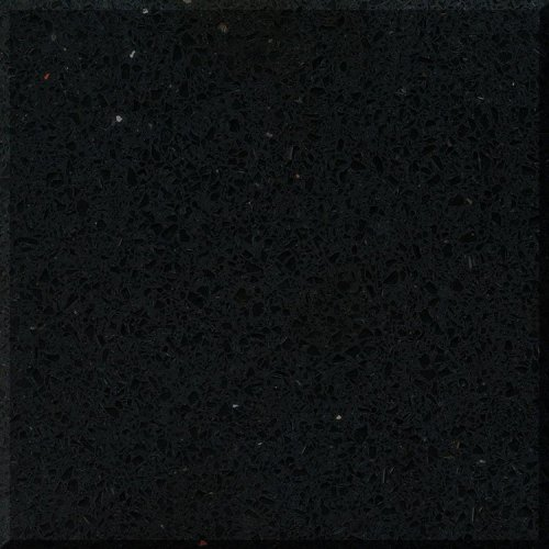Столешница Г-образная Кварц SILESTONE  Negro Stellar Jambo глянец